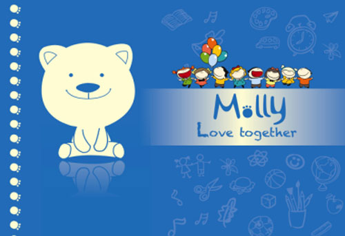 打造亲子教育快乐生活  Molly Bear亮相深圳孕婴童展