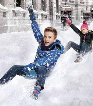特步儿童:超能运动 超能孩子