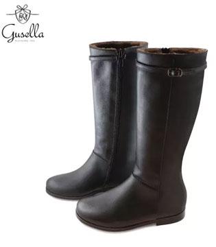冬天了 宝贝们最不可缺的GUSELLA的四款靴!