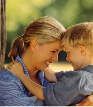 妈妈的性格会影响孩子一生