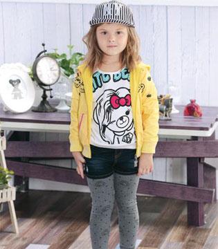 黑白熊BLACK & WHITE BEAR童装品牌    新款衣服来袭