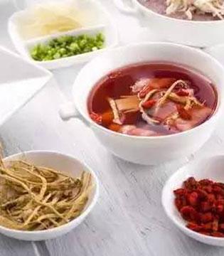 防止宫寒 只需一碗汤的时间