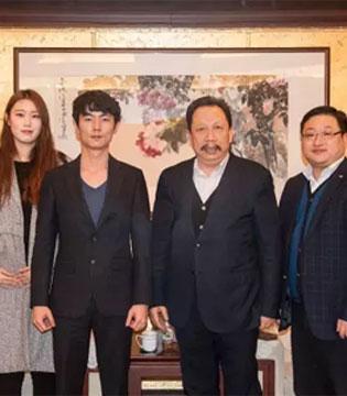 中南卡通原创动画片《钢甲小龙侠》进入韩国市场!
