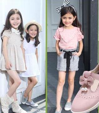 衣童盟童装品牌借优势成功驰骋加盟市场