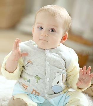 安满儿婴儿秋冬童装   温暖你的宝贝也温暖父母的心
