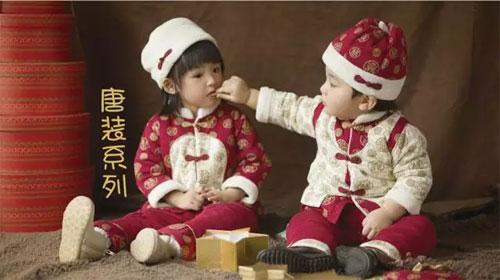保暖性杠杠滴,金锁的图案,给予baby美好的祝愿!-冬至到 拉比 御