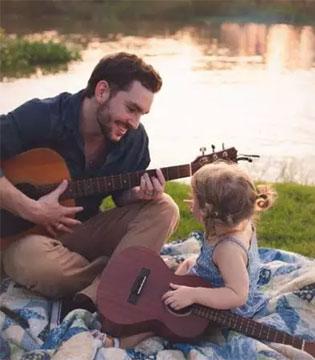 """女儿是爸爸前世的""""情人"""",如何成为好爸爸!"""
