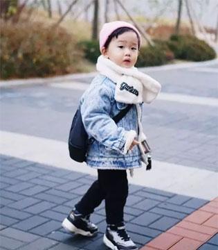 小小欧巴的酷炫穿搭日记 有了儿子就让他这样穿!