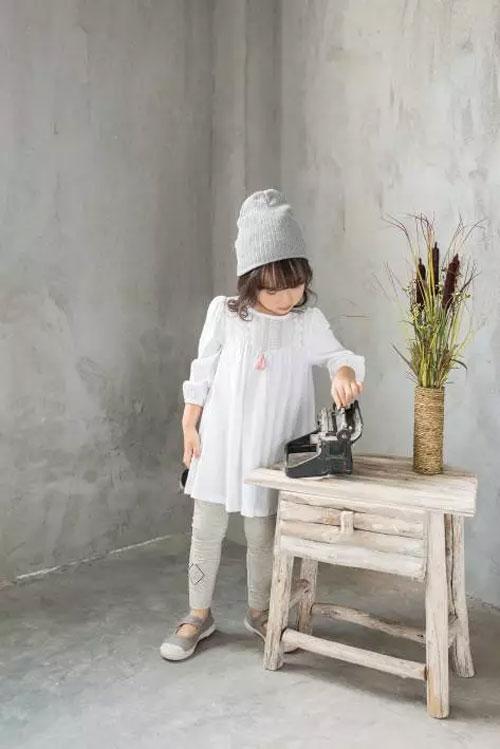 小众格调的新式童装――林芊美眉2017春季新品