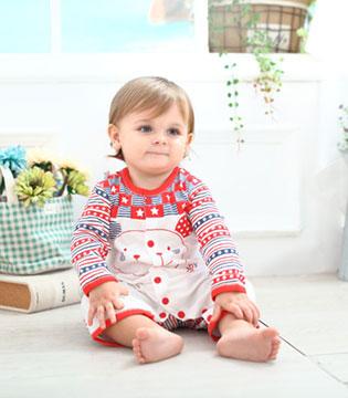 安满儿婴儿睡衣系列   打造宝宝的童趣美梦