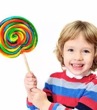 6招让孩子科学吃糖
