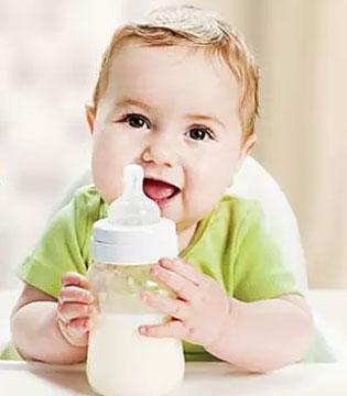 奶粉里含有这两种物质 妈妈再也不用担心宝宝的吸收问题了