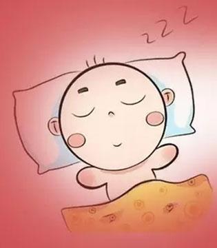 宝宝睡觉出现磨牙、出汗、打呼时要谨慎 千万别忽视!