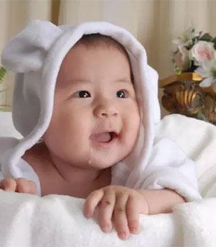 宝宝睡觉流口水是为何?