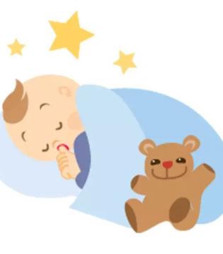 宝宝睡觉时突然大哭 到底是为什么?看完你就踏实了!