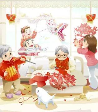 家长们怎样陪孩子度过一个有意义的春节?