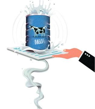 三国产品牌逆市雄起 国产奶粉行业实力仍弱