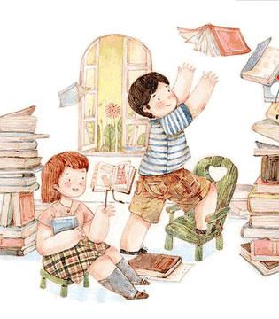 如何利用假期培养孩子的阅读能力