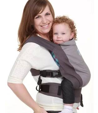 父母应谨慎使用婴儿背带?
