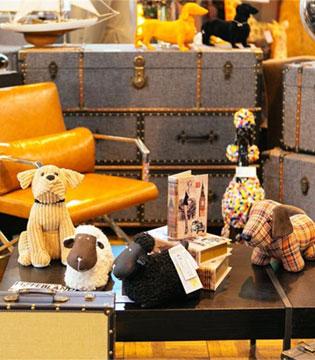 英国礼品业:授权产品、怀旧与传统品牌大放异采