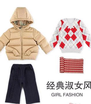 1001夜童装丨今年冬天让宝贝温暖时尚可兼得