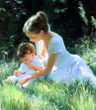 怀念温暖美好的孩童时光
