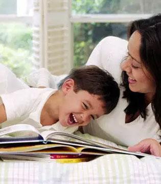 亲子阅读 绝不是讲讲故事那么简单!