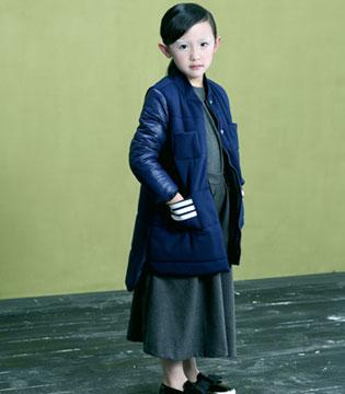 2017春季上新  可可鸭童装让寒潮不再束缚孩子的脚步