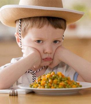 宝宝偏食或致极端性格 父母怎么纠正宝宝偏食