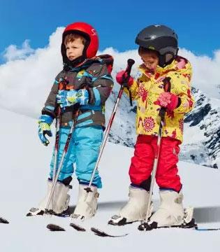 最详细的冬季带孩子滑雪的注意事项!