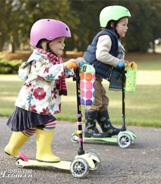 滑板车成为美国玩具市场最大杀手
