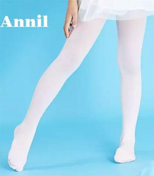 """安奈儿Annil:""""袜""""~快来裹上小脚丫"""