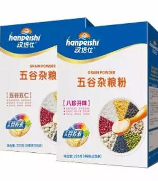 汉培仕婴幼儿五谷杂粮粉 多食材打造均衡膳食