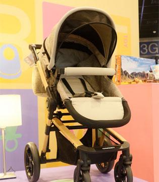 2017香港婴儿用品展童车精品一览