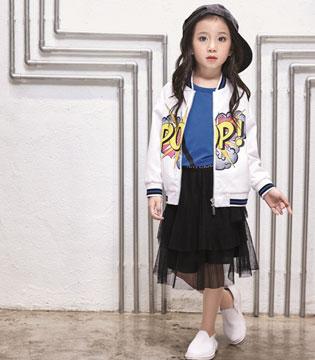 玛玛米雅2017春季新品 把春天的七彩穿搭在孩子的身上