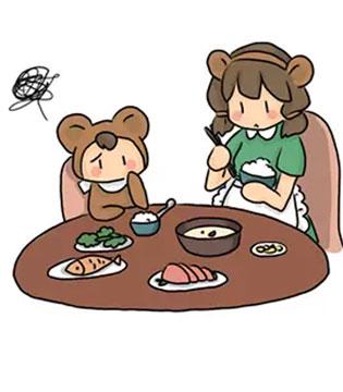 春节过后 当心宝宝积食