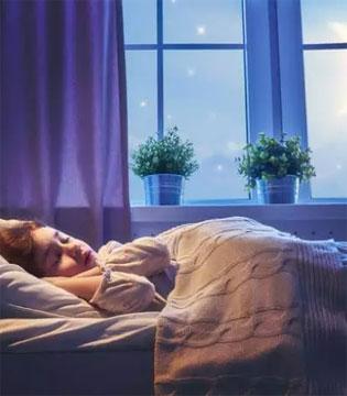 孩子晚睡 不长个竟然只是其中最轻的危害