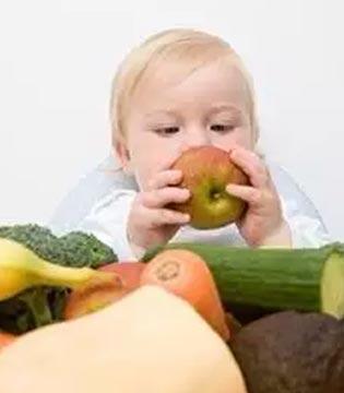 良好饮食习惯从胎 婴期开始培养