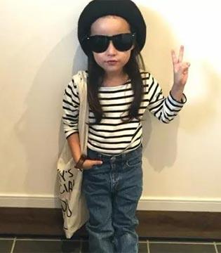 UKBERRY的时尚甜美搭配show 小美妞Asami日常这样穿