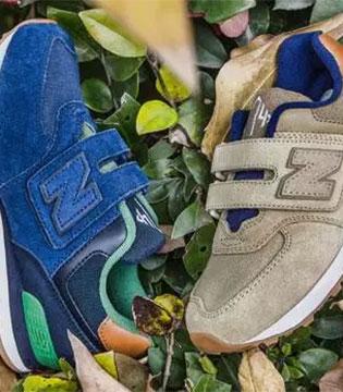 New Balance究竟是不是一个专业的童鞋品牌?