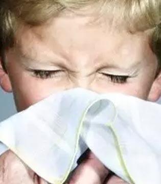 早春咳嗽4大主因 护理宝宝有策略