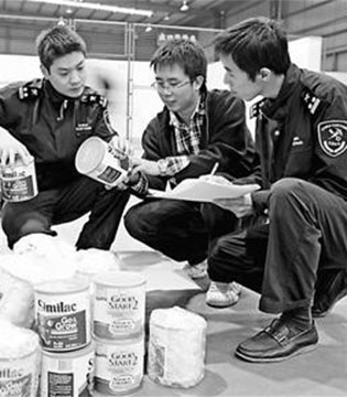 创新记录!重庆2016年进口婴儿奶粉885吨