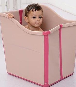 有了这6款新奇浴盆 宝宝再也不会拒绝洗澡啦