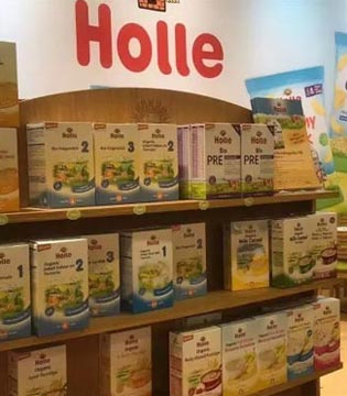 Holle连续28次参加全球BIOFACH国际有机产品展