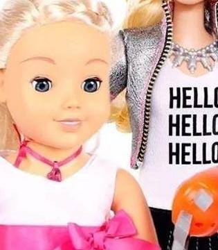 """美国产智能玩具娃娃遭德国禁售 称属于""""间谍装置"""""""