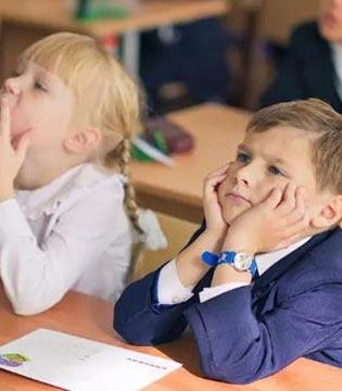 孩子无心学习 80%都是注意力惹的祸