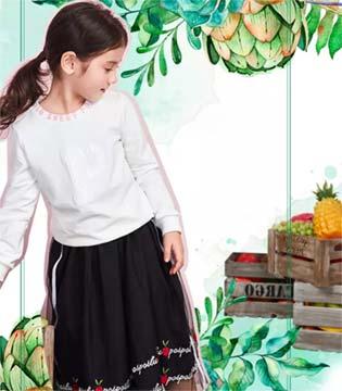 新衣和春天一样不容错过  POIPOILU童装春季上新