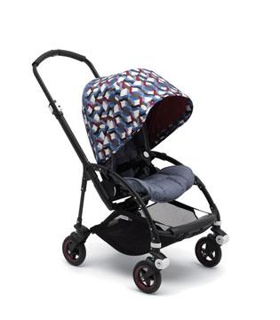 Bugaboo Bee5 舒适 时尚轻便型儿童推车