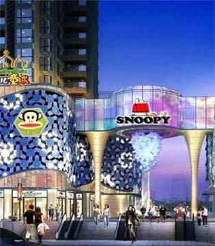 新店开业  时尚小鱼登陆宜春香樟印象儿童城