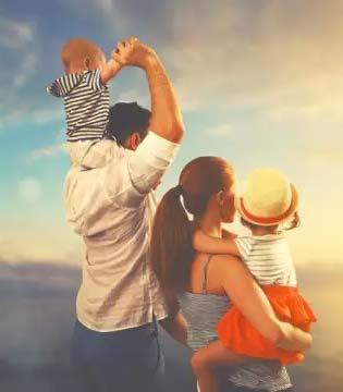 6种夫妻关系养出6种性格的孩子  你是第几种